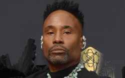 billy porter, wings, black outfit, emmys,