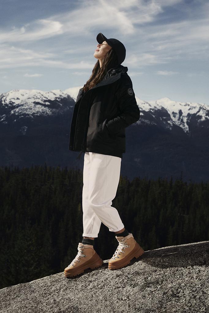 Sarain Fox Canada Goose