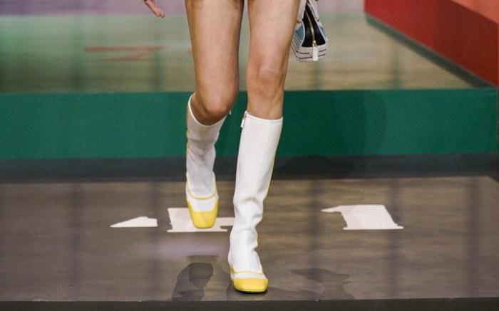 PFW-Christian Dior Runway At Paris Fashion Week