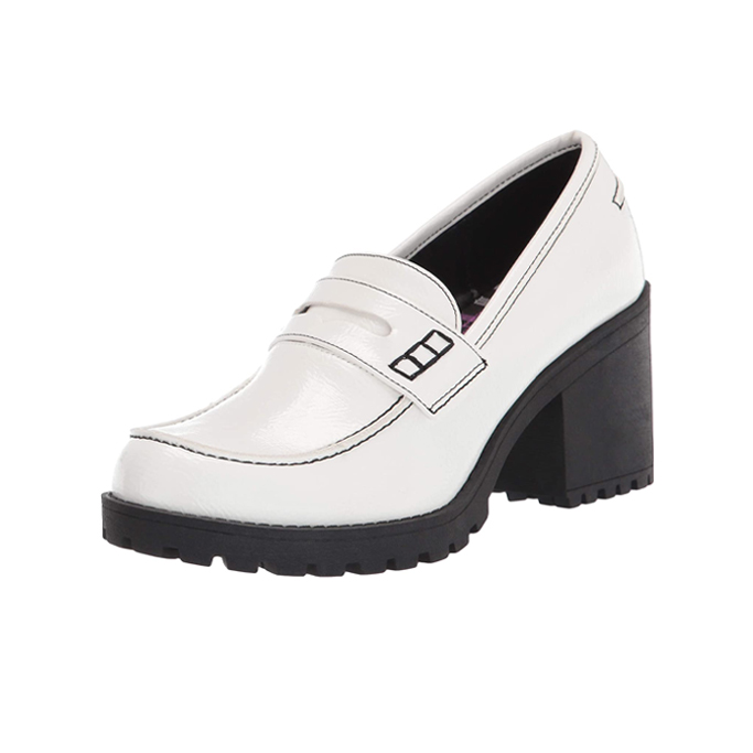 Dirty Laundry Heeled Loafer