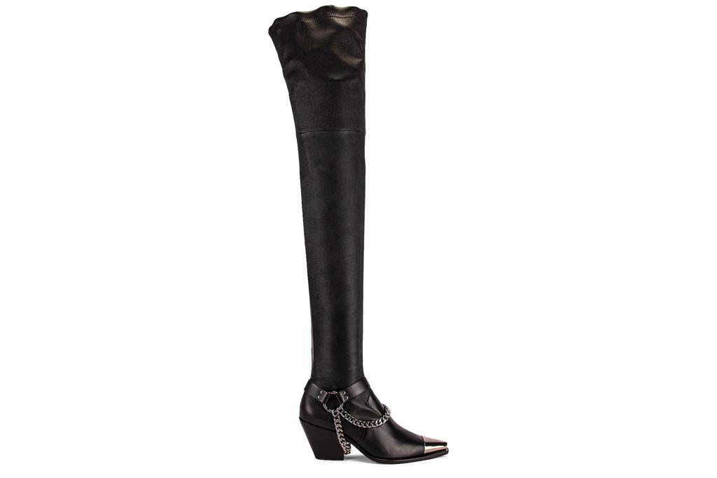 revolve, dundas, boots, sandals