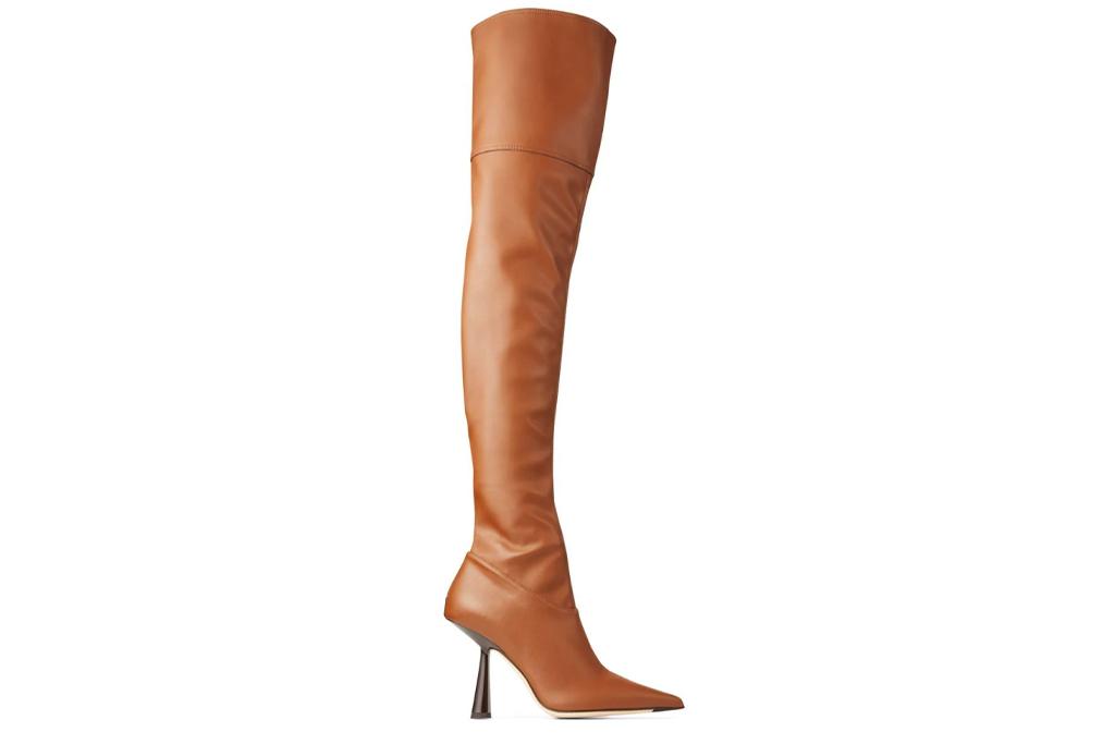 Jimmy Choo Bryson 1000 thigh-high boots