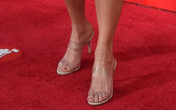 Kacey Musgraves, clear heels, VMAs, NYC