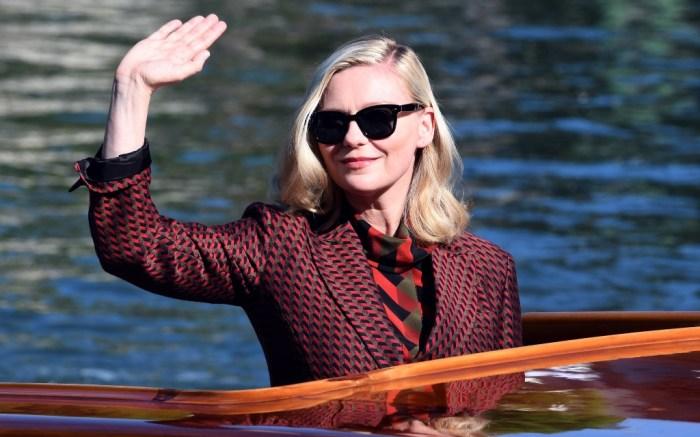 Kirsten Dunst, Italy, Venice Film Festival