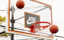 Kith Nike basketball court