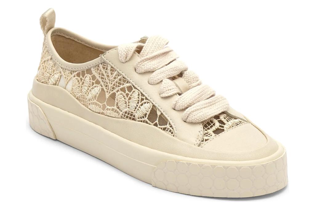lace sneakers, louise et cie