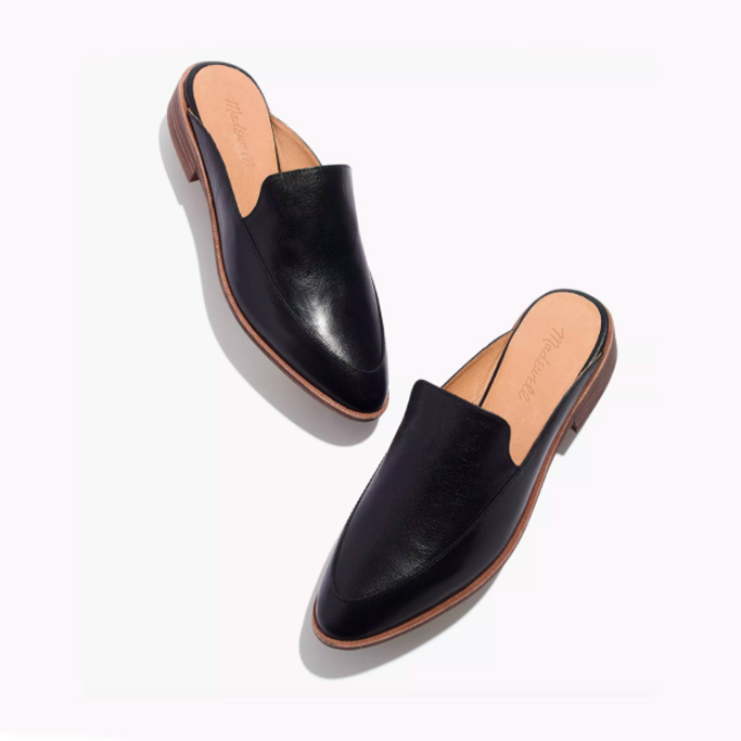 Madewell The Frances Loafer Mule