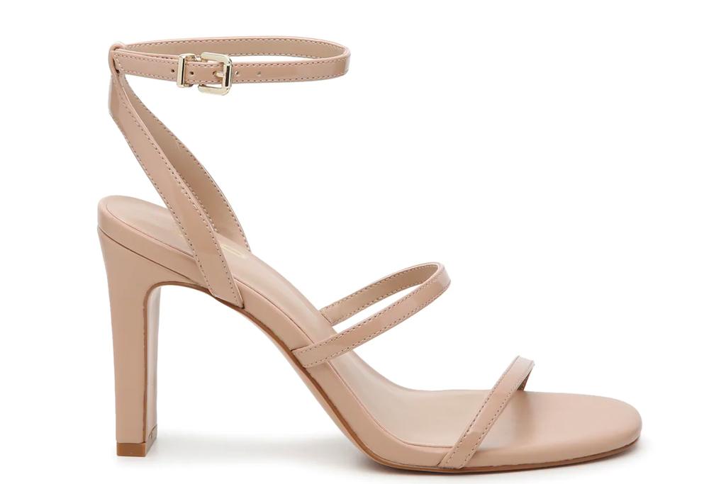 mix no 6, nude sandals, heels