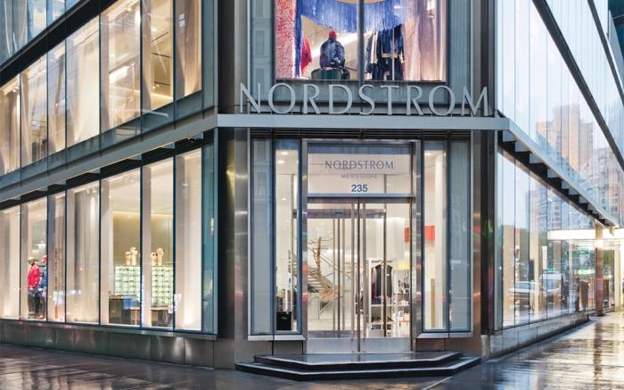 Nordstrom Men's store