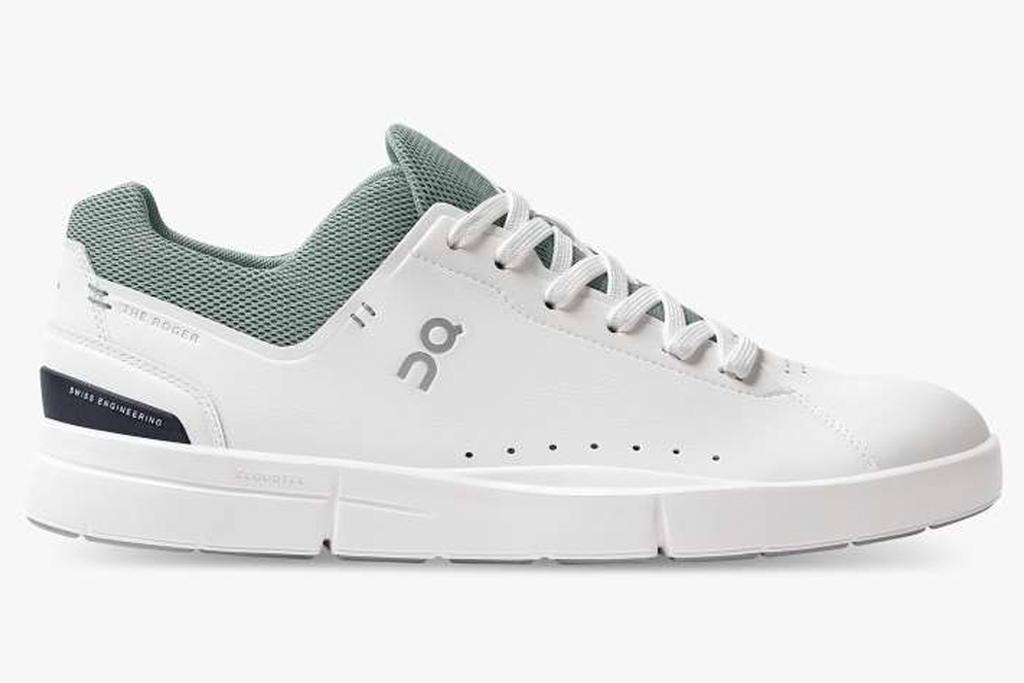on, roger federer, sneakers