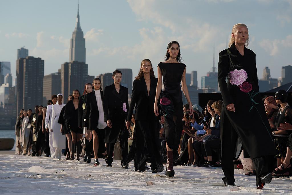 Peter Do New York Fashion Week Spring 2022