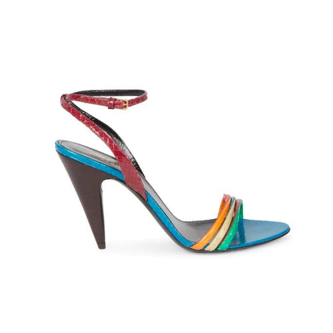 Saint Laurent Liya Sandals