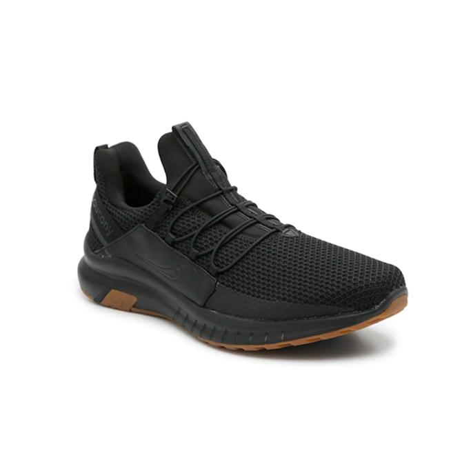 Saucony Stretch & Go Glide Slip-On Running Shoe