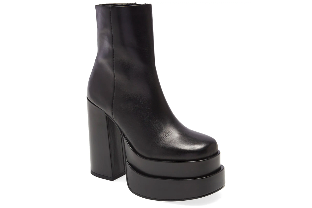 steve madden, boots, platform