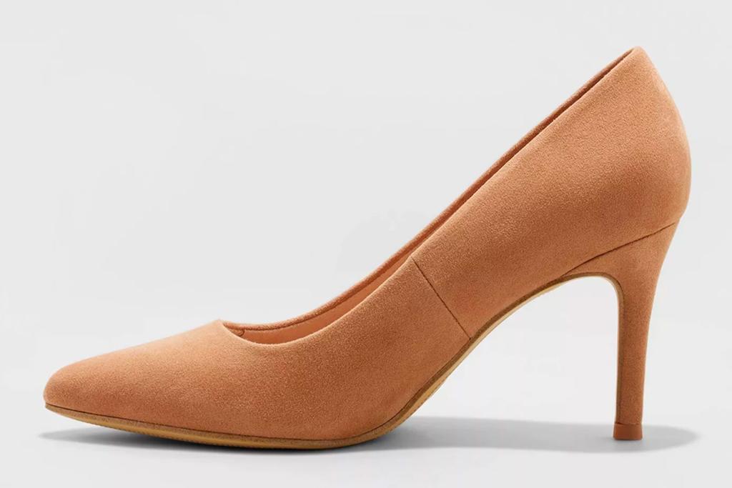 pumps, heels, target