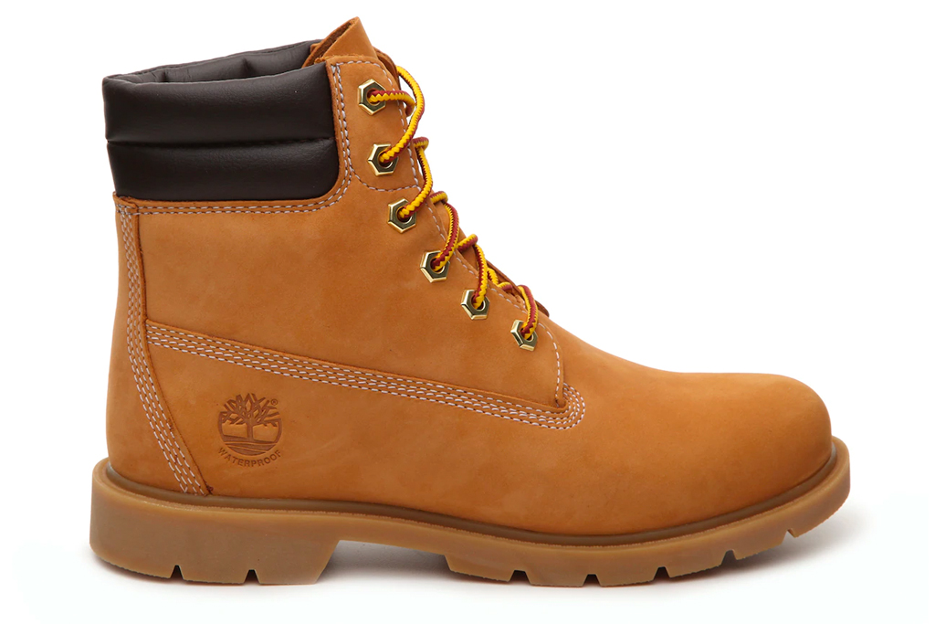 work boots, brown, Timberland