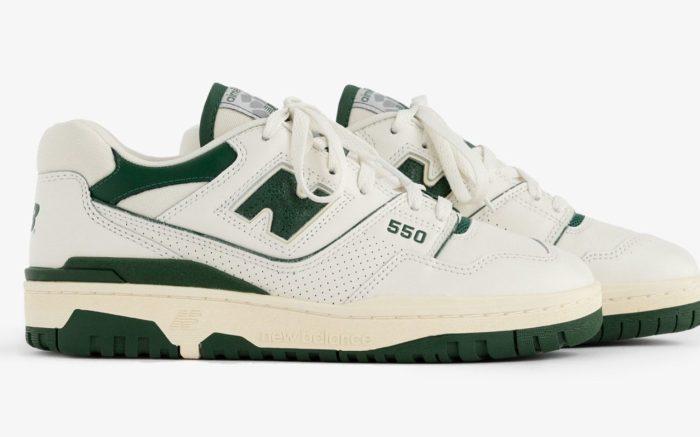 Aime Leon Dore x New Balance 550 'Green'