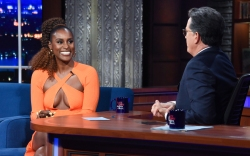 Issa Rae, The Late Show with