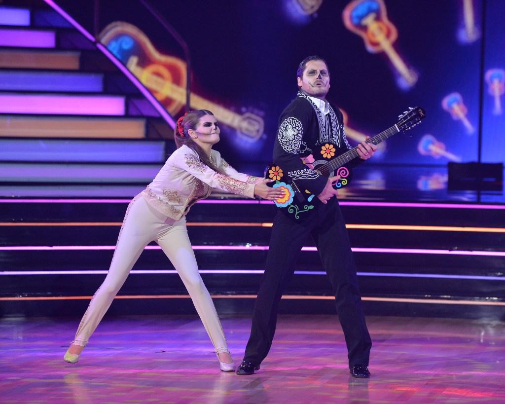 Dancing With The Stars Olivia Jade 'Coco' Disney Villains night