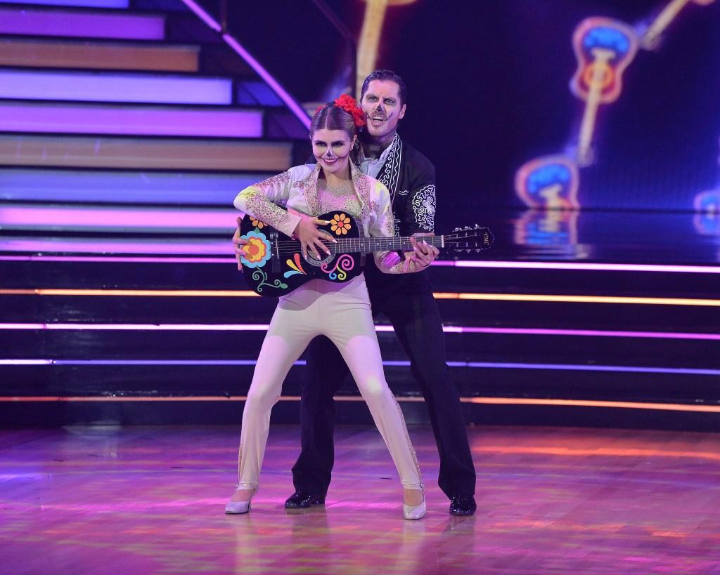 "Dancing With The Stars Olivia Jade 'Coco"" Disney Villains night"