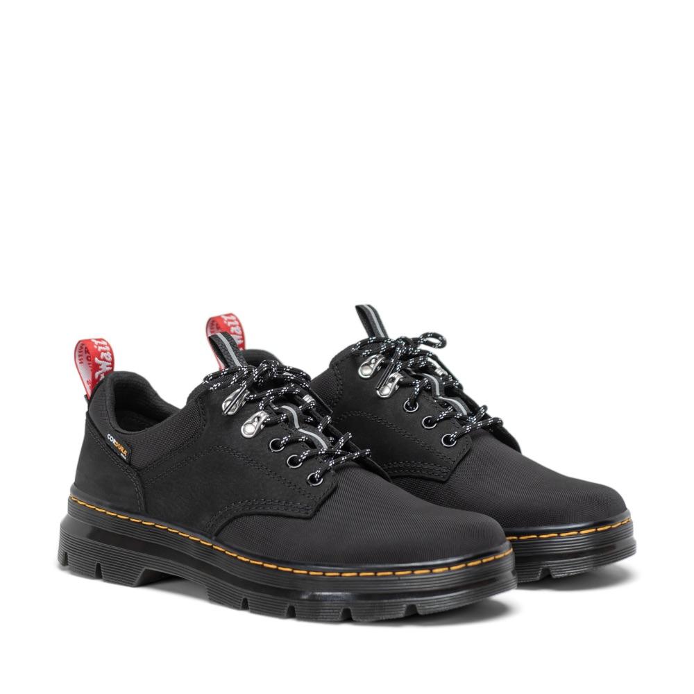 dr martens, herschel supply co, reeder shoes, collab