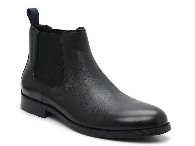 Vince Camuto Laken Chelsea Boot in black