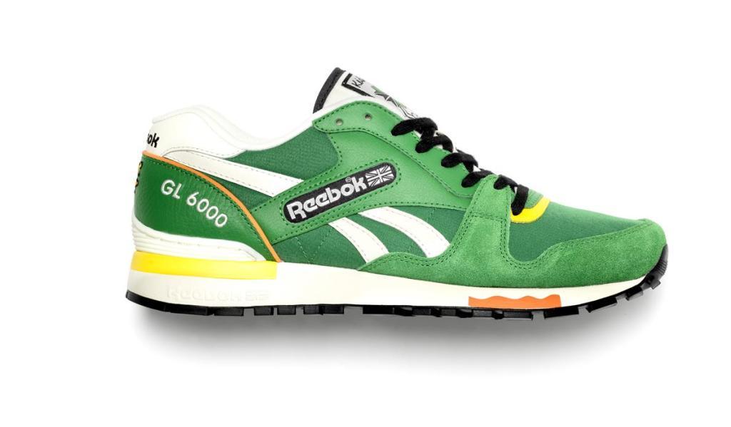 reebok keith haring sneakers GL 6000s