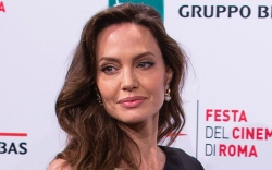 Angelina Jolie, Eternals, Rome Film Fest,