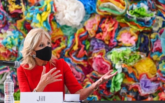 Jill Biden Visit