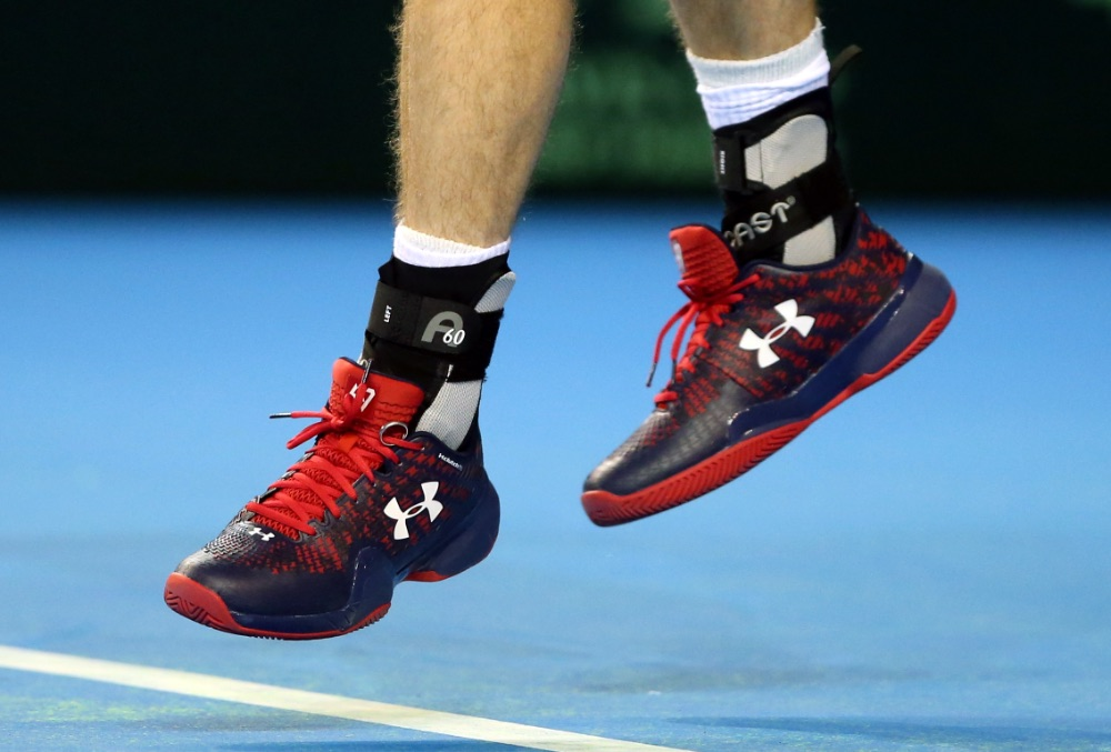 under armour, andy murray
