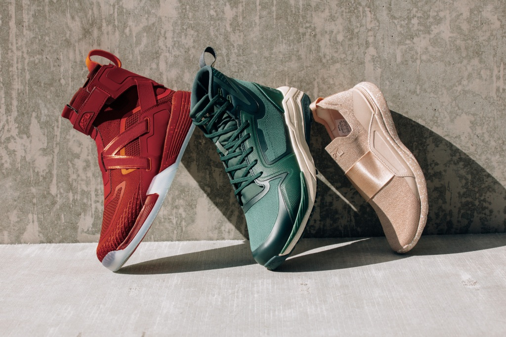 All, Dune, high-top sneakers, low-top sneakers, athletic sneakers, chunky sneakers, capsule collection