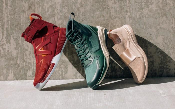 APL, Dune, high-top sneakers, low-top sneakers, athletic sneakers, chunky sneakers, capsule collection