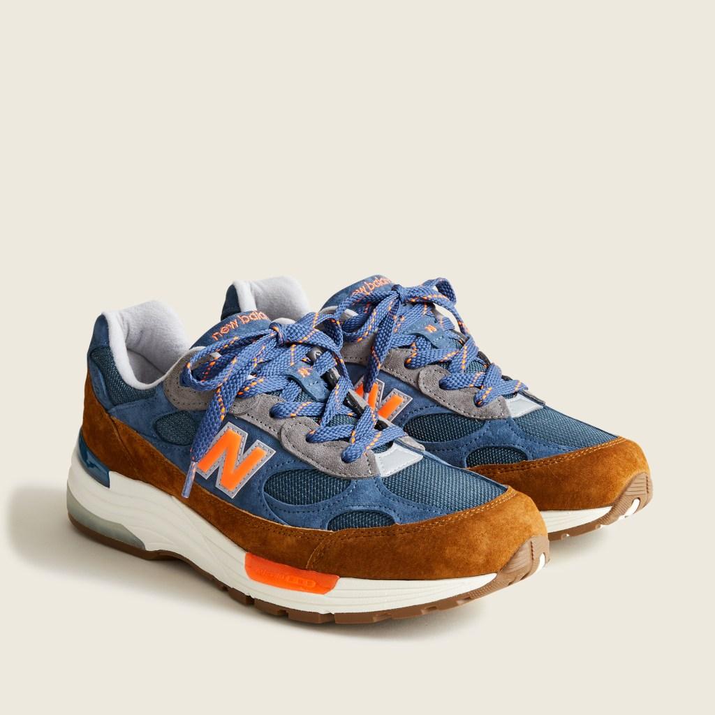 New Balance x J.Crew 992 NY Sneaker