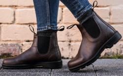Blundstone, boot, Chelsea boots, vegan boots