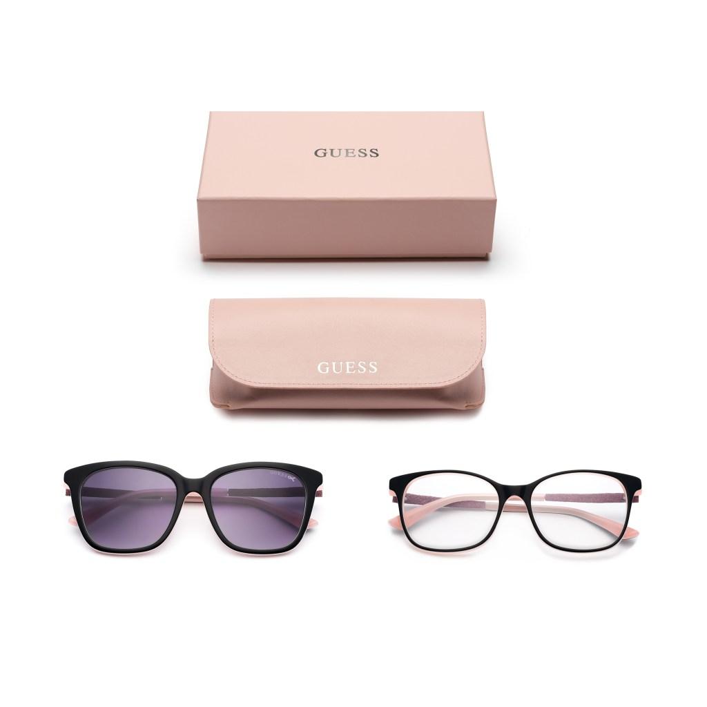 guess eyewear, breast cancer awareness month