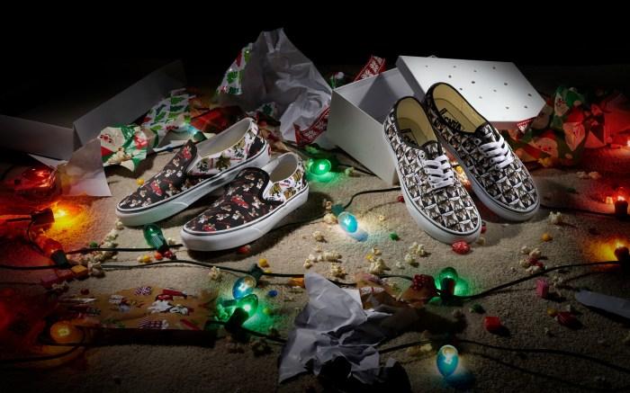 Vans, Halloween Collection, Gremlins, sneakers, high-top sneakers, low-top sneakers, slip-on sneakers