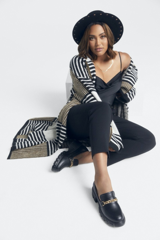 Ayesha Curry, justfab, collab, shoes, apparel