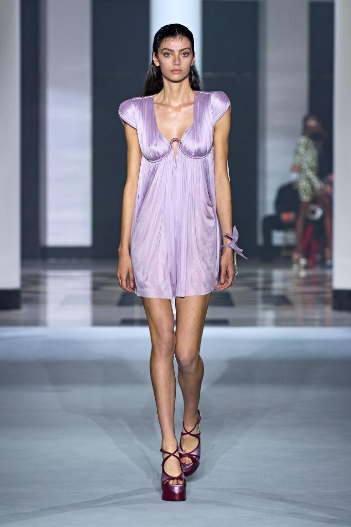 spring 2022 fashion trends, spring 2022 trends, fashion trends, paris fashion week, pfw, paris fashion week trends, pfw trends, runway, lanvin