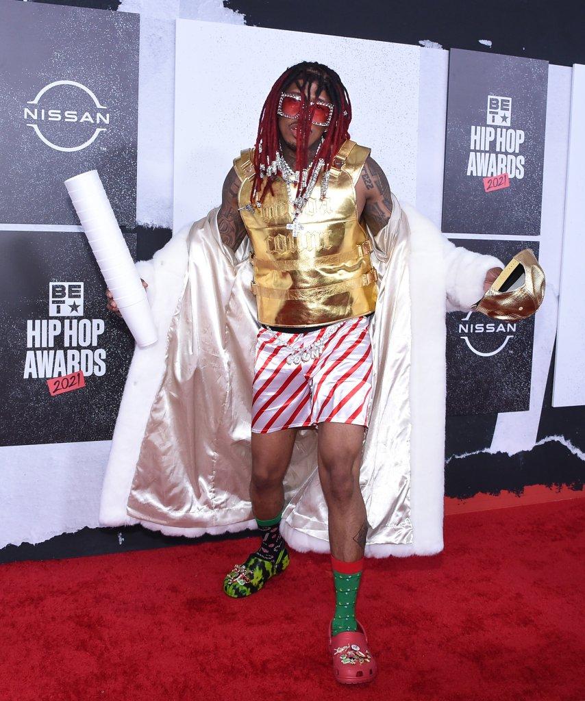 Nick Cannon, Crocs, BET Hip Hop Awards 2021