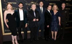 Succession, HBO, Nicholas Braun, Sarah Snook,