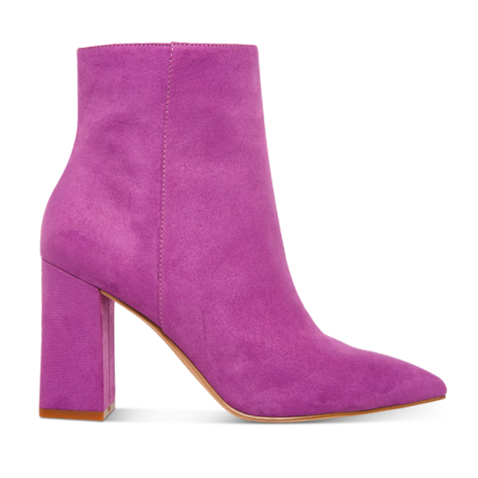 Madden Girl Flexx Pointed Toe Booties
