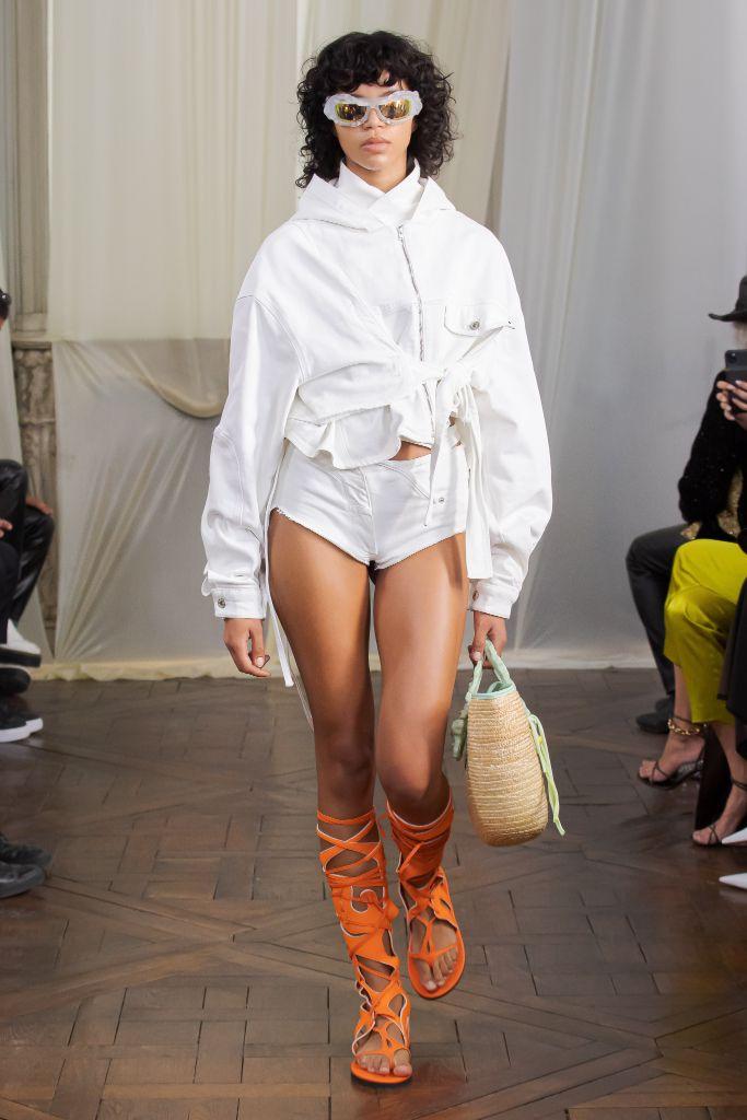 spring 2022 fashion trends, spring 2022 trends, fashion trends, paris fashion week, pfw, paris fashion week trends, pfw trends, runway, ottolinger