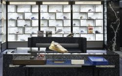 The Edit luxury sneaker shop at