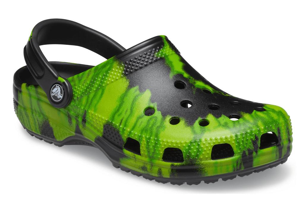 Crocs, Jibbitz charms, foam clogs, 'ugly' shoes