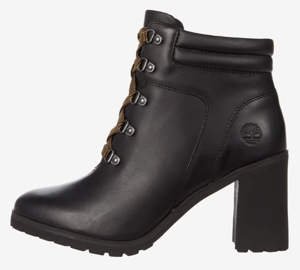Timberland, platform boots, combat boots, black boots, ankle boots