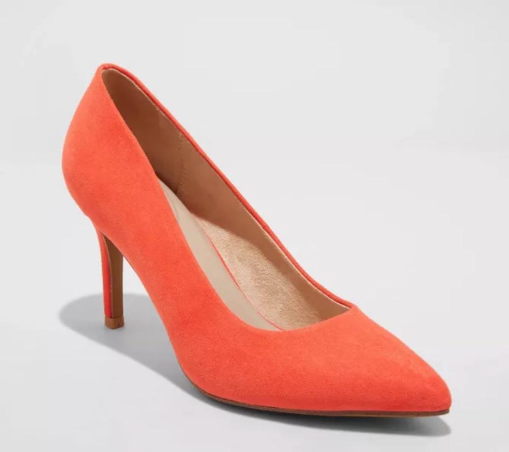 Women's Gemma Pointed Toe Heels
