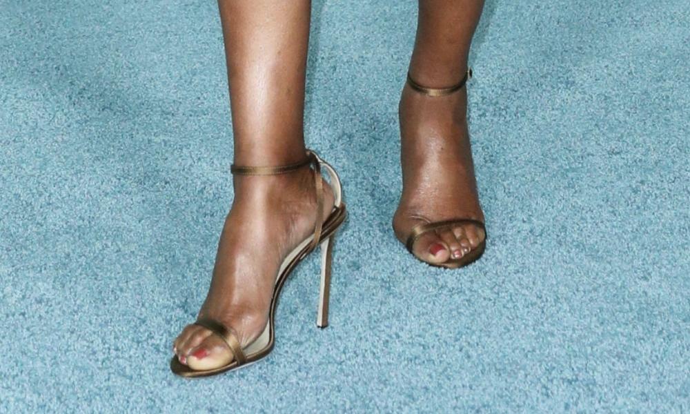 tiffany haddish, shoes ,