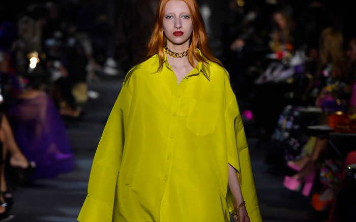 Valentino, paris fashion week, spring 2022