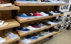 Vans store NYC