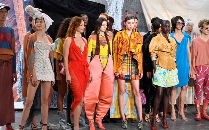 vivienne westwood, spring 2022, paris fashion week, pfw, rtw